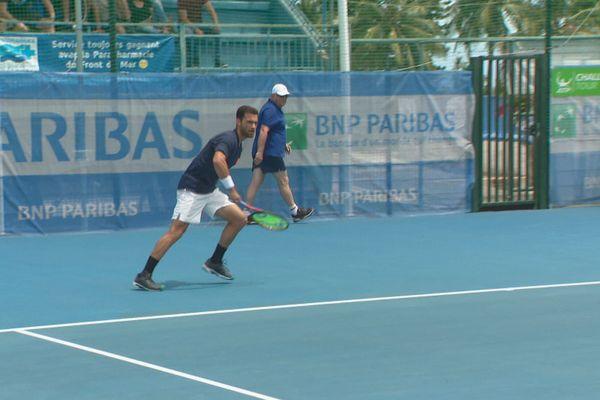 Noah Rubin en demi-finale de l'ATP Challenger 2019