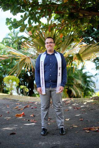 Mister Rond 2019 : Damien Baillif, candidat n°2