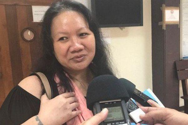 Poursuivie pour escroquerie, Sandra Faraire risque 1 an ferme