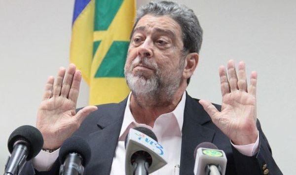Ralph Gonsalves, Premier ministre de Saint-Vincent et les Grenadines