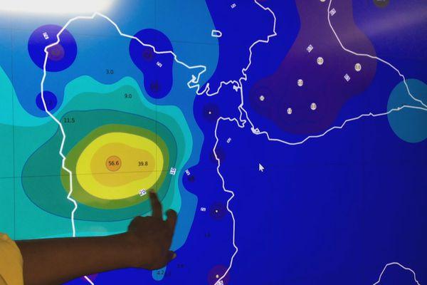 carte météofrance 2