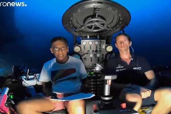 Seychelles président sous-marin