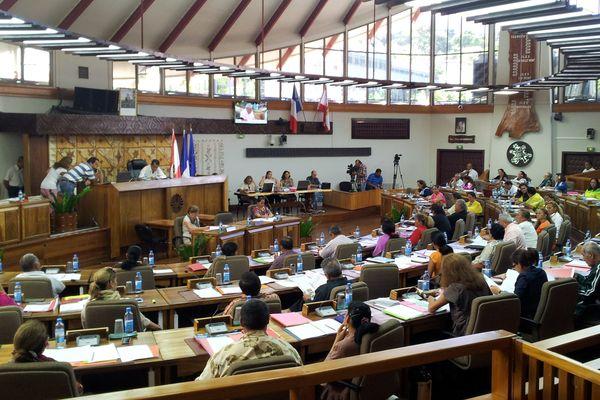 Assemblée de Polynésie française 30 05 2013