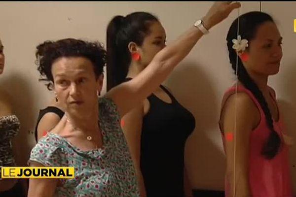 Danse : une formation pour mieux connaître son corps