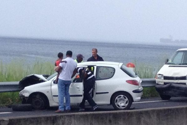 accident route littoral 2