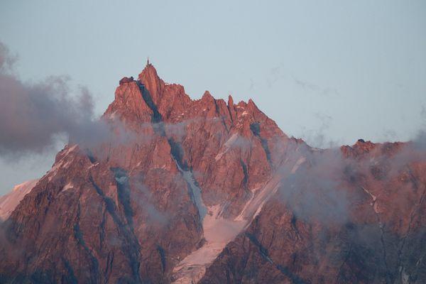 Pic de l'Aiguille du Midi
