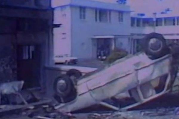 LA PRÉFECTURE DE GUADELOUPE, EN 1983
