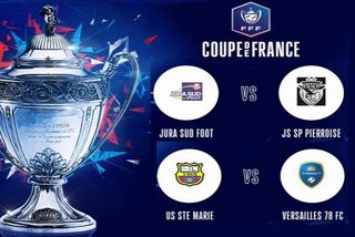 7ème tour de la Coupe de France : la Saint-Pierroire et l'US Sainte-Marie
