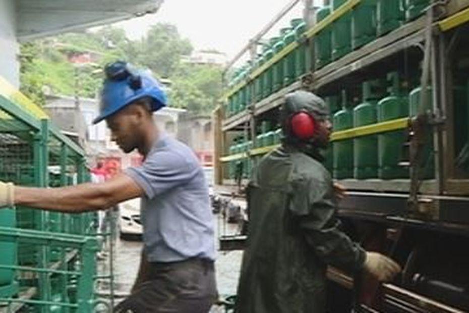 Hausse des prix des produits pétroliers, la bouteille de gaz connait la plus forte augmentation - Mayotte la 1ère