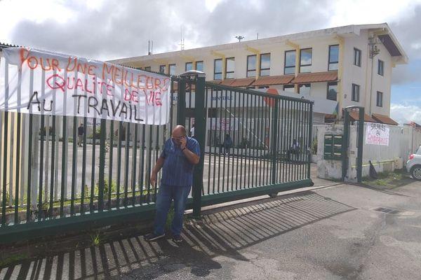 Grève au Grand Port Maritime