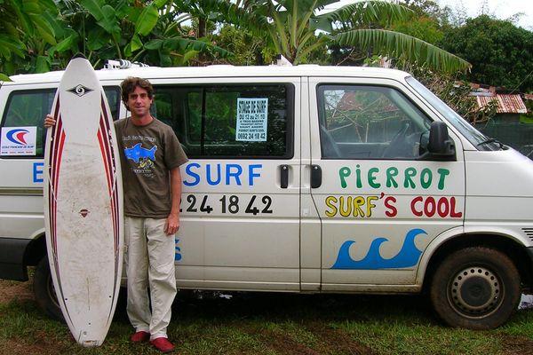 Ecole de surf Pierrot surf'cool