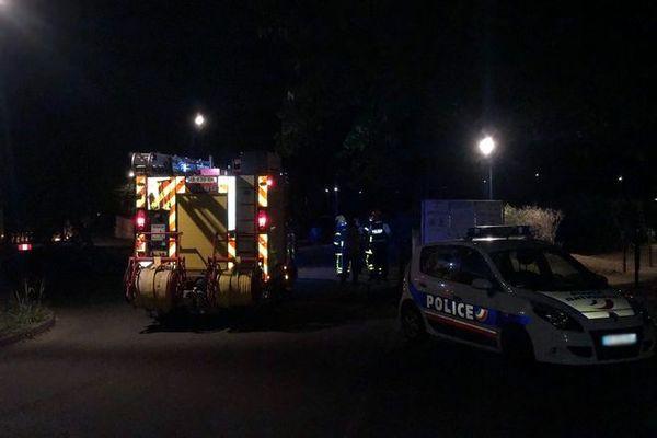 nuit violences urbaines halloween purge Saint-Denis 011120