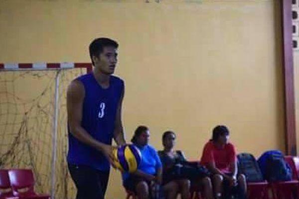 Volley Ball : un joueur de Tahaa sélectionné