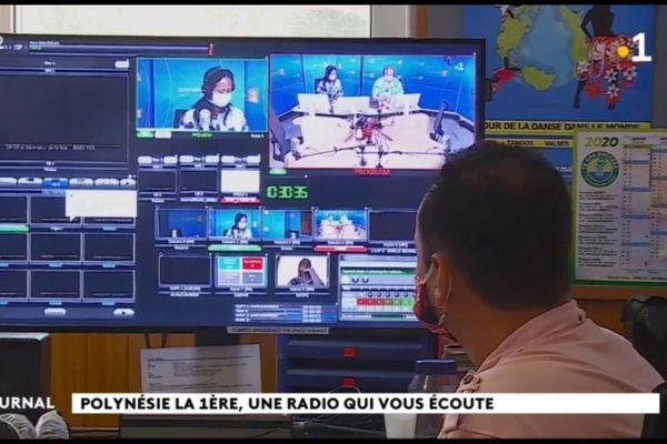 Polynésie 1ère radio : le lien avec la population