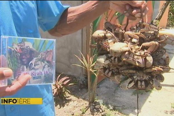 Crabes et musique