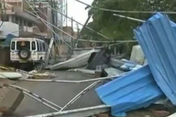 Hudhud cyclone
