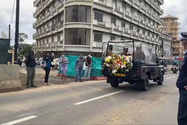 L'ancien président et Premier ministre mauricien Sir Anerood Jugnauth est décédé jeudi 3 juin