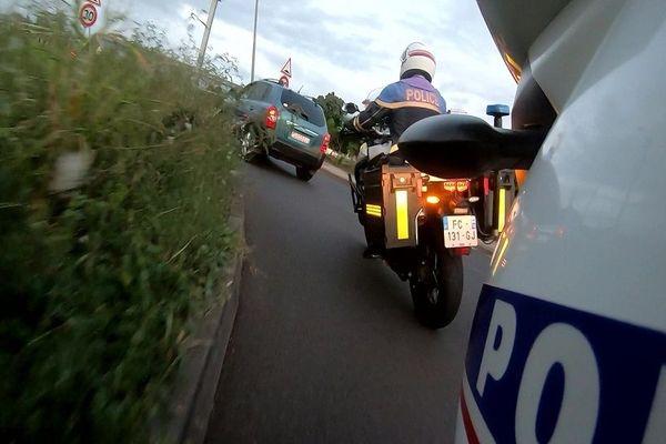 contrôle sécurité routière police