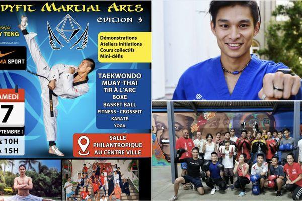 3e édition du Bodyfit Martial Arts