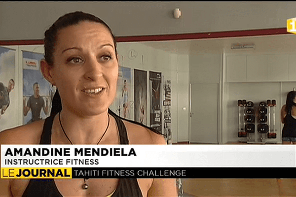 En piste pour le « Tahiti fitness challenge »