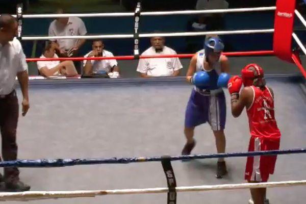 Rencontre de boxe Australie NC