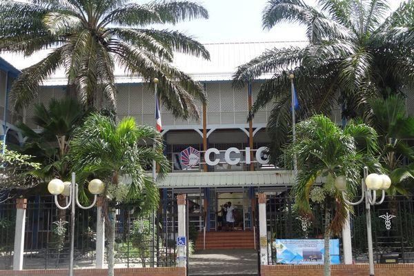 La Chambre de Commerce de la Guyane