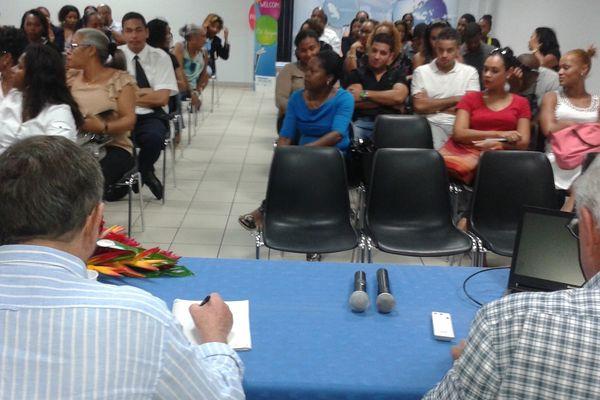 salariés du Groupe Air Caraibes pôles Martinique et Guyane