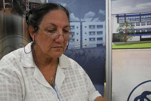 Ida Nel, présidente de Mayotte Channel Gateway