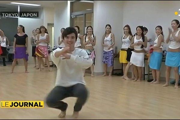Ori Tahiti : à Tokyo, les garçons entrent dans la danse