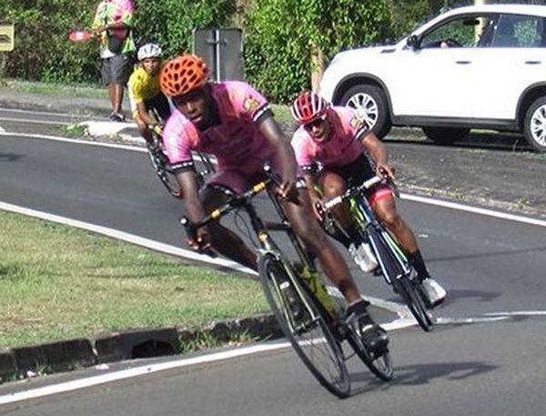 cyclisme virage