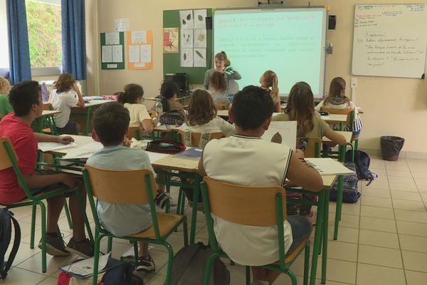 Collège Mariotti enseignement culture kanak