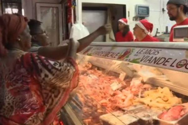 Noël, un moment crucial pour les producteurs de viande