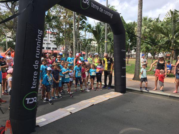 Néobus Race. 800 m enfants