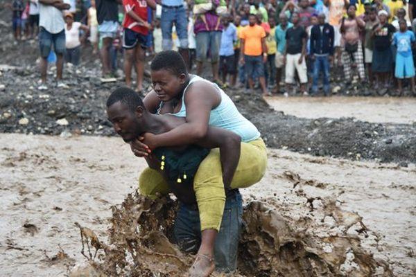 Haiti après le cyclone Matthew