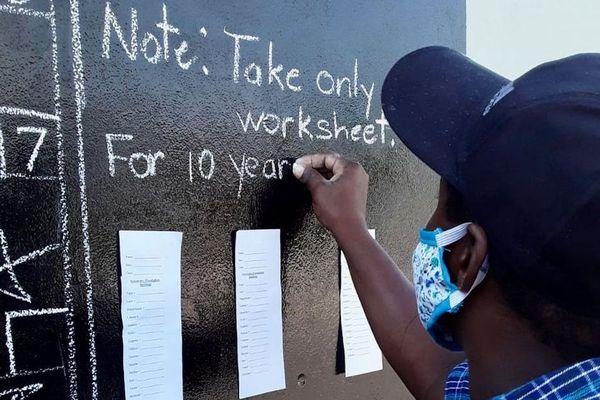 Jamaïque eleves scolarité