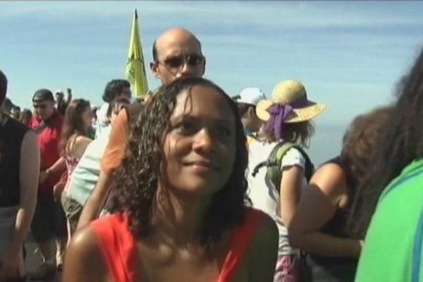 JMJ : trois jeunes réunionnais touristes-pèlerins à Rio