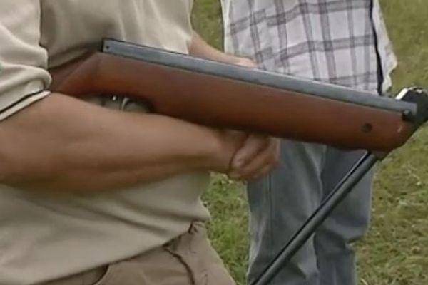 Imllustration fusil de chasse