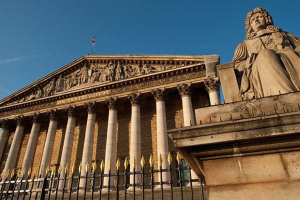 Palais Bourbon  Assemblée nationale