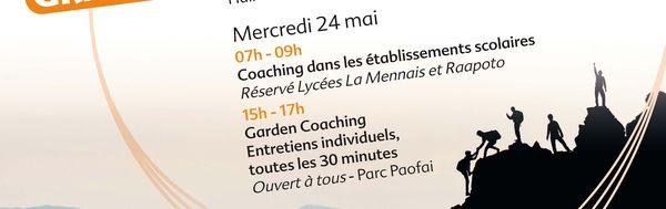 Semaine internationale du coaching en Polynésie