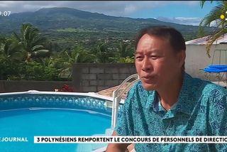 Océanisation des cadres : trois Polynésiens en formation