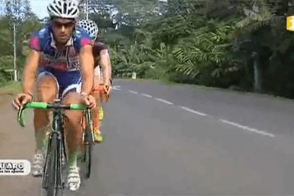 Cyclisme : un hollandais remporte le Tour Tahiti Nui 2015