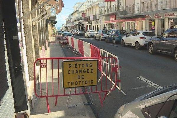 Saint-Denis immeuble dangereux rue Jean Châtel 120419