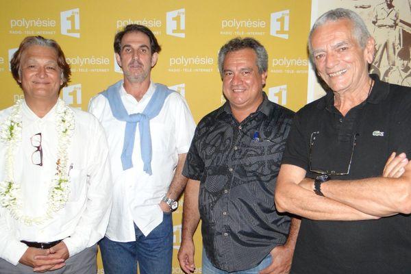 """Avant-première """"Aux armes Tahitiens"""" à la Maison de la Culture"""