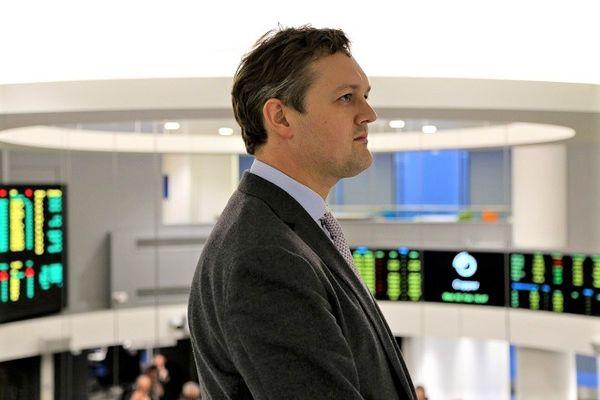 Matthew Chamberlain Président (CEO) de la Bourse des Métaux de Londres