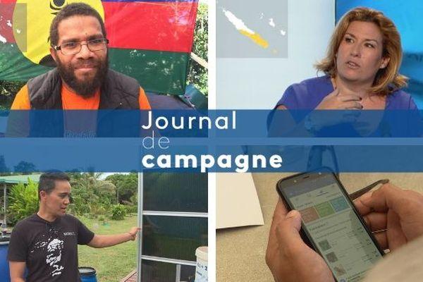 Mosaïque journal de campagne provinciales du 1er mai 2019