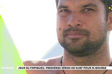Surf Olympique : rencontre avec Michel Bourez et Jérémy Flores