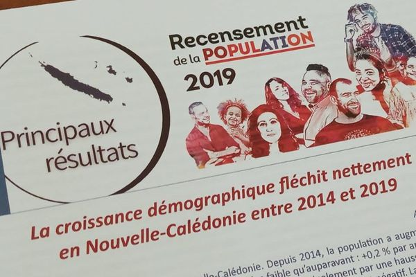 Recensement 2019 résultats