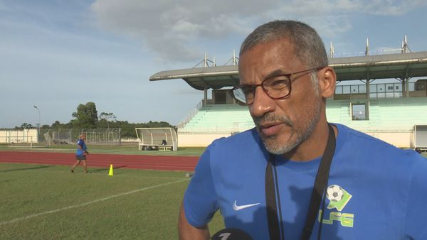 Gold Cup : Reprise de la préparation de la sélection de Guyane de football
