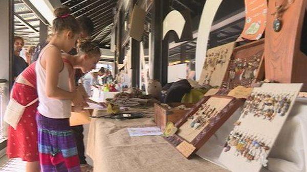 Marché spécial Fête des mères proposé ce week-end à Nouméa, dans la galerie commerciale du Saint-Hubert.