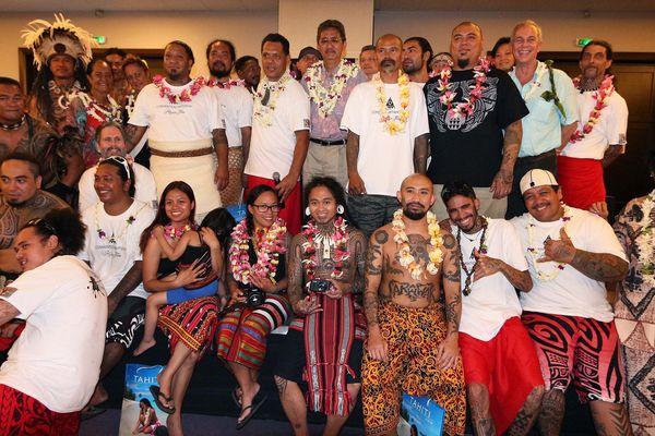 convention internationale Polynesia Tatau